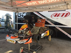 vendo Kart CRG 125 Vortex Rock Gp