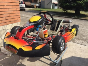 Vendo Mini Kart 60 cc come nuovo