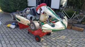 Tony Kart EVR - TM kz10 (125 a marce)