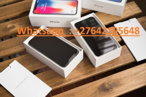 APPLE IPHONE X 64GB - €420 , IPHONE X 256GB - €480