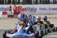 team vincitori euro cup master cup stagione wsk k2012
