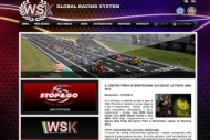 sport karting online nuovo sito internet wsk promotione k8207