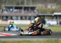 prima seconda fila team gamoto racing nell appuntamento conclusivo wsk euro series