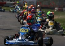 ricciardo kart competitive the last round of the wsk super master
