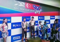 crg uno due team gamoto racing singapore stc rok cup k2016