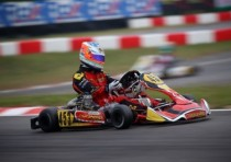 maranello kart flavio sani brilla rok cup international final