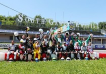 k2 trofeo south garda karting lonato e' tornato sound originale kart